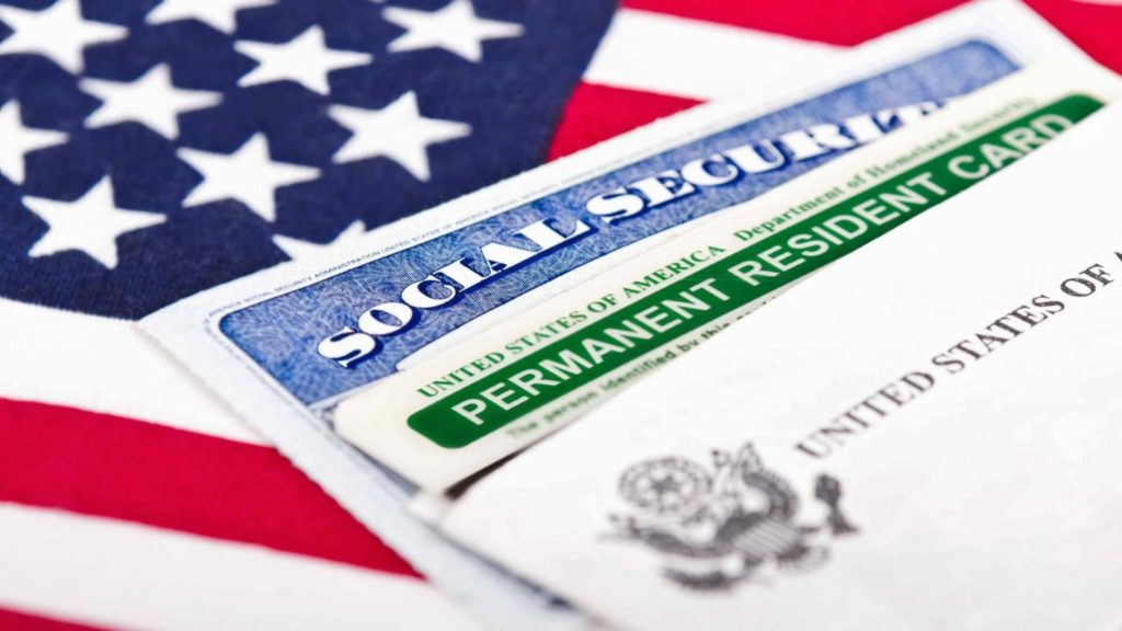 green card para imigrantes