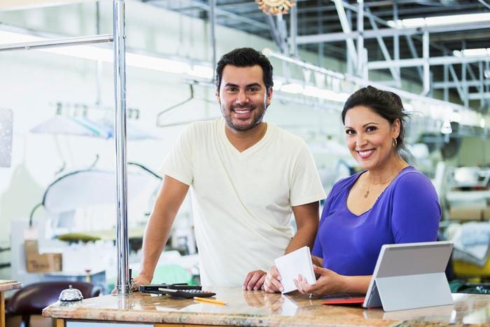 Latinos abrem empresas nos EUA