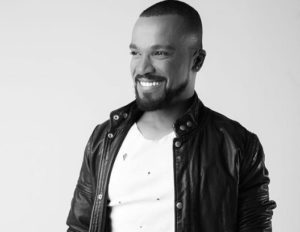 Alexandre Pires in Black and White
