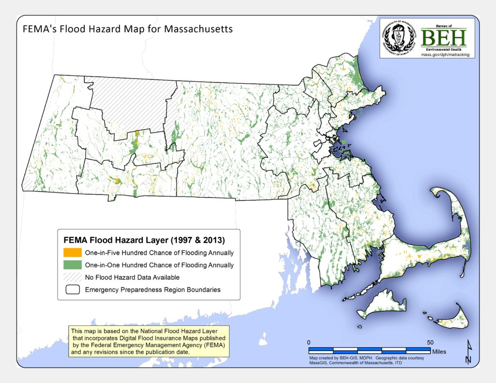 flood zone Massachusetts